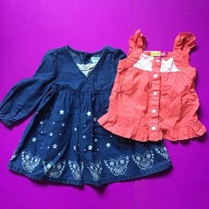 Old Navy Dress With Top